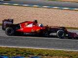 Vettel plays down pace setting time