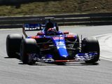"Daniil Kvyat: ""Without the grid penalty we could've been fighting for points"""