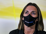 Claire Williams turned down offer to stay with team