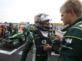 Kobayashi Returns To Driving Duties As Mehri Gets Ready For FP1 Debut