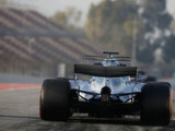 Barcelona Test Notes 09-03: Mercedes