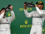 Hamilton reveals secret to Bottas extension: He makes me look good!