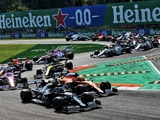 F1 confirms revised Monza schedule with new 'F1 Sprint' format