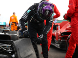 Hamilton fearful his tyres 'might explode'