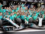 Lowe predicts another double for Mercedes