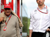 Wolff, Lauda extend Mercedes deal