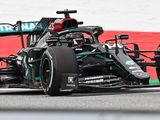Hamilton fastest on F1's return