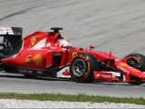 Vettel breaks Mercedes run with Sepang win