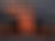 McLaren dealt setback on first test day