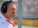 McLaren boss Zak Brown claims Ferrari are in denial over budget cap