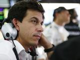 "Mercedes' Toto Wolff: ""It's a really interesting dynamic"""