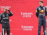 Hamilton: Pointless to defend any harder against Verstappen