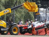British GP: Grosjean to miss Silverstone FP2 after chassis change