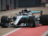 Mercedes reveals the F1 W09 EQ Power+