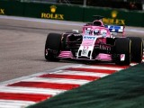 "Sergio Perez: ""The pace looked competitive straight away"""