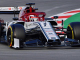 Raikkonen sets eye-popping pace as Williams finally get going