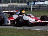 Ayrton Senna's F1 cars through the years