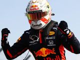 Verstappen shocks Mercedes for supreme win
