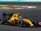 """Jolyon Palmer: """"We made decent progress for the afternoon session"""""""