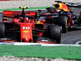 Charles Leclerc buoyed by Ferrari's long-run practice pace