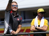 Magnussen right to stand up to 'bully' Hulkenberg - Haas F1 boss