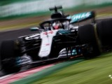 Lewis Hamilton completes practice sweep at Japanese GP