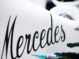 First glimpse of Mercedes' one-off German GP livery at Hockenheim