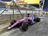 Racing Point didn't have enough spares for two cars after Bahrain GP issues