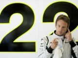 Jenson Button reveals car number selection