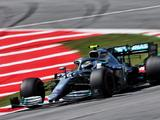 Mercedes duo cautious over their practice pace