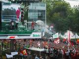 Fans granted Monza return with 50% capacity