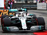 Lewis Hamilton edges Valtteri Bottas as Mercedes dominates Monaco FP2