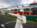 Lewis Hamilton denies Mercedes 'party mode' key to Australia pole