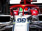 A new engine for Giovinazzi