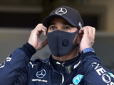 "Hamilton ""concern"" following Covid case inside Mercedes"
