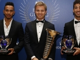 Rosberg crowned World Champion at FIA Gala