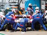 Mick suspects engine issue behind first Formula 1 DNF