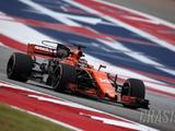 Alonso pleased by McLaren's US GP Friday showing despite hydraulic issue