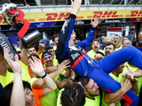 Kvyat should 'have more kids!' jokes Horner after German GP