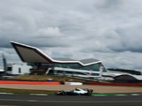 Bottas sets British GP practice pace as Vettel tries F1's shield
