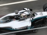 "Lewis Hamilton: ""The W09 feels like last year's big sister"""