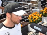 Button expects tough race, Alonso hopes for chaos