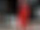 Vettel crashes but Leclerc ahead of Merc