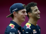 Ricciardo: Max raised my game