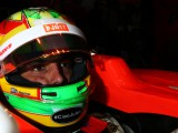 Merhi told about Rossi deal in Singapore
