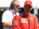 Sebastian Vettel no longer felt like 'a passenger' in his Ferrari