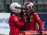 Ferrari hint at reason for Vettel's deficit to Leclerc