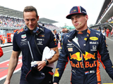 Verstappen stripped of Mexican GP pole position