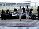 Behind the scenes with Hamilton and Bottas on the Petronas TV advert