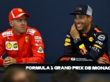 Daniel Ricciardo thinks pressure of Ferrari might be unsettling Sebastian Vettel